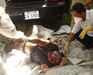 Journalist Found Murdered | THE SON OF THE KHMER EMPIRE Be ...